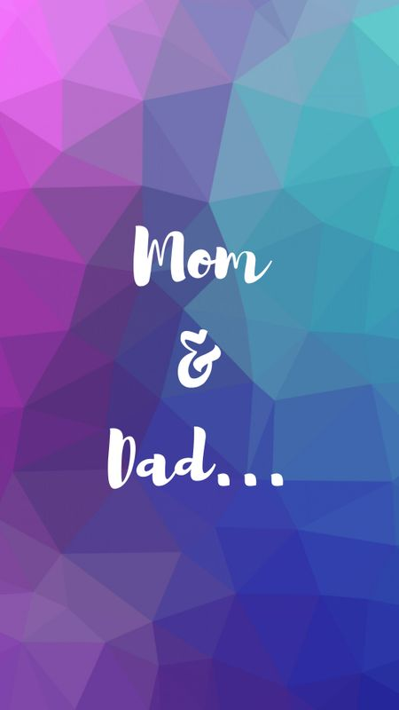 Mom and dad Wallpaper
