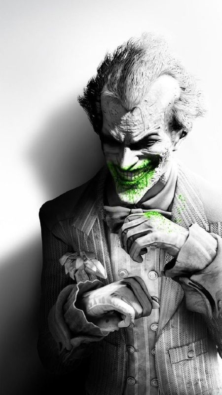 Joker Happy Wallpaper