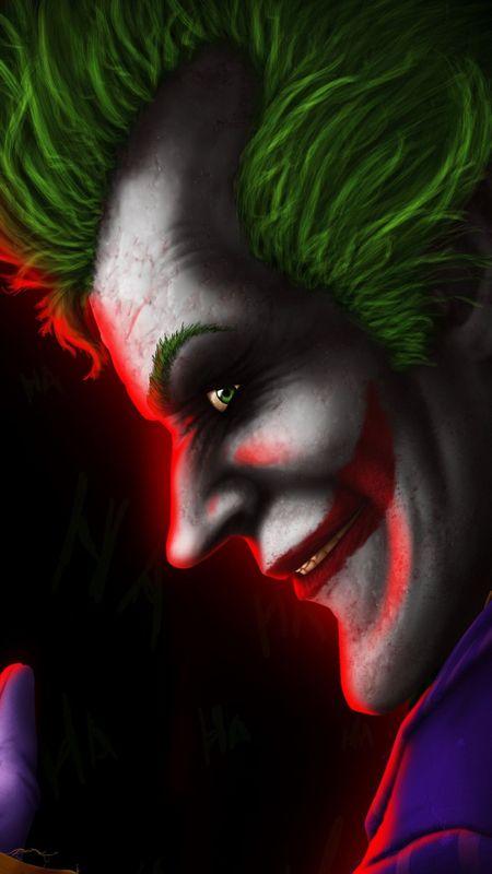 Joker - Comic Wallpaper