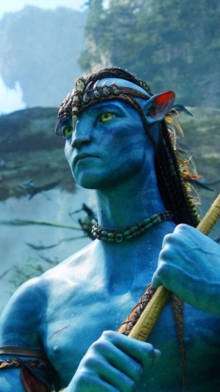 Avatar 2 poster Wallpaper