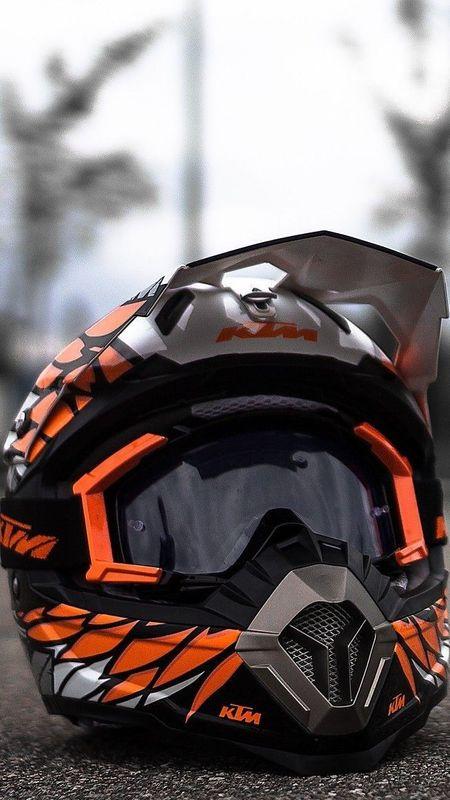 Ktm helmet Wallpaper