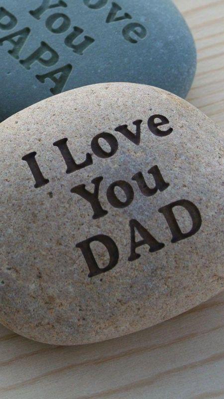 I love you dad Wallpaper